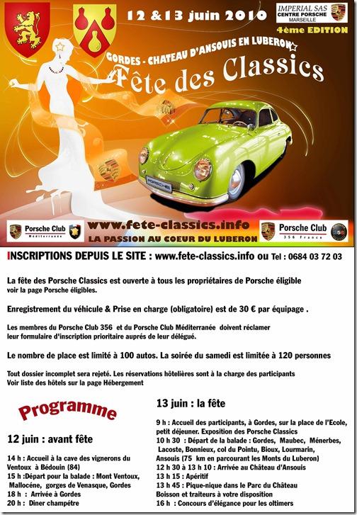 affiche classics Porsche web