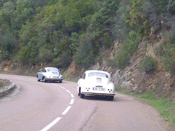 Piana, Ota, Porto, Calvi et retour à Ajaccio