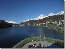 Beau temps revenu à Saint-Moritz,