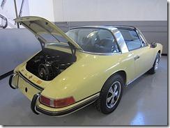 Carparc est spécialisé dans les 911 classiques,