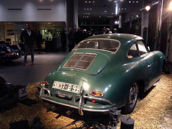 Soirée Porsche Classic Velizy