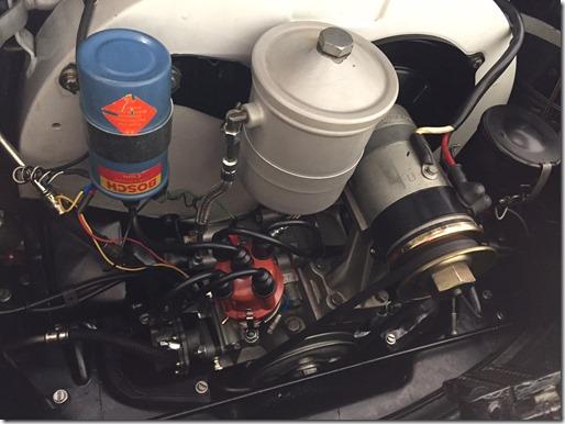 moteur avec allumage 123