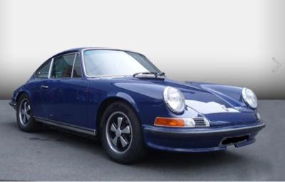 A vendre 911 2,4 S 1972