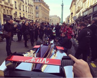e-Prix Paris