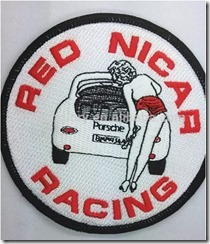 red Nicar Racing Barry Curtis