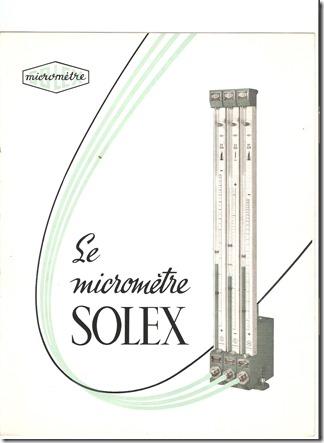 Micro Solex ad
